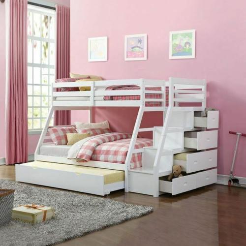ACME Jason Twin/Full Bunk Bed - 37105 -