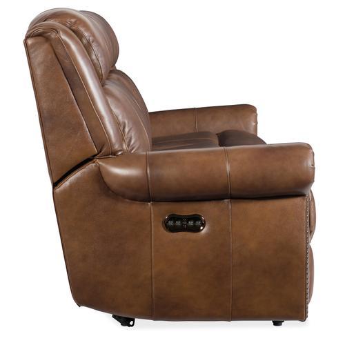Hooker Furniture - Esme Power Recliner Sofa w/ Power Headrest