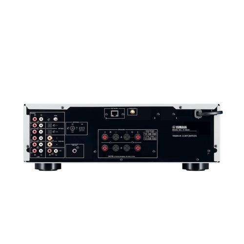 Yamaha - R-N602 Black Network Hi-Fi Receiver