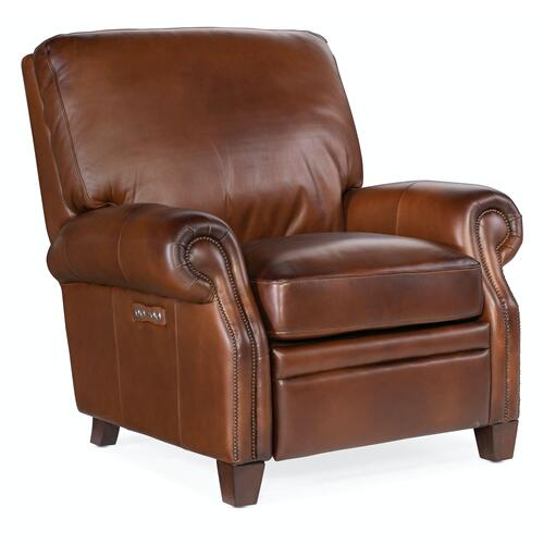 Living Room Sapindale Power Recliner w/ Power Headrest