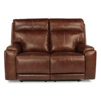Sienna Power Reclining Loveseat with Power Headrests Product Image