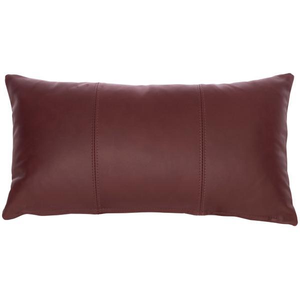 "See Details - Custom Decorative Pillows Knife Edge Kidney weltless (12"" x 22"")"