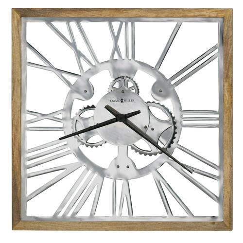 625-679 Mecha Square Wall Clock
