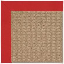 "Creative Concepts-Raffia Canvas Jockey Red - Rectangle - 24"" x 36"""