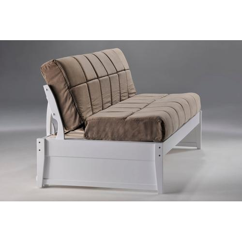 See Details - Jefferson Daybed in White Finish