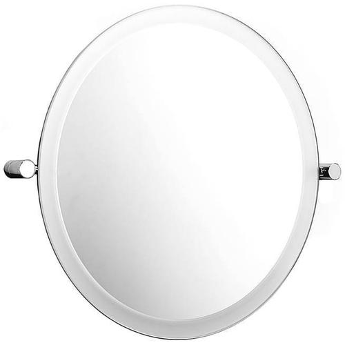 Brushed Gold Unlacquered Tilting mirror