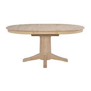 T-4848XBT / T-17XB Butterfly Leaf Pedestal Table (top only) / 10'' Transitional Pedestal