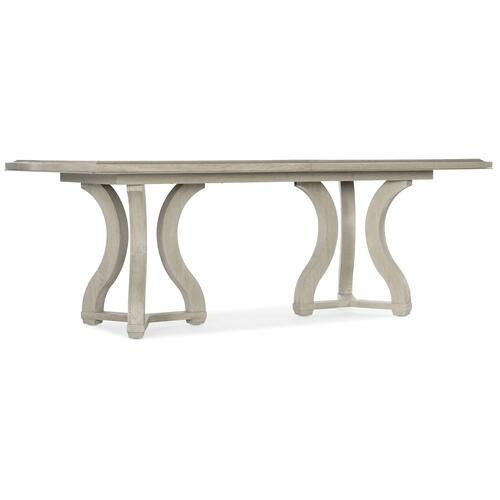 Dining Room Reverie Rectangle Dining Table w/2 18in Leaves