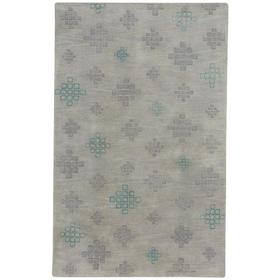 """Glace Silver Grey - Rectangle - 3'3"""" x 5'3"""""""