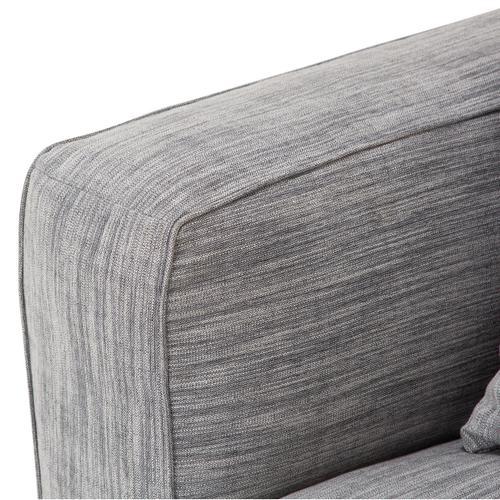 Amini - Tempo Chair & 1/2 - Graphite