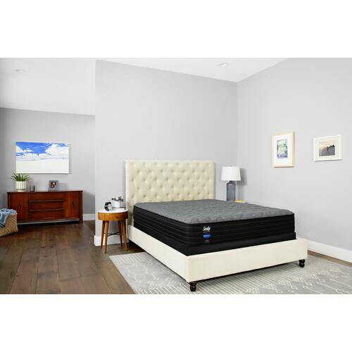 Response - Performance Collection - Beech Street - Plush - Pillow Top - Split King