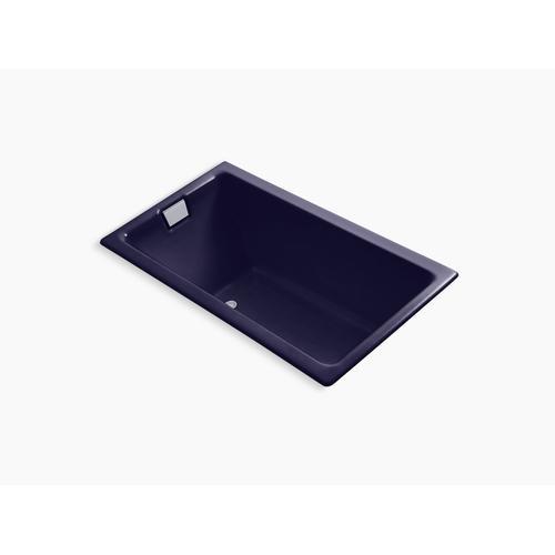 "Indigo Blue 66"" X 36"" Drop-in or Undermount Bath"