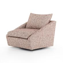 Wynwood Orchid Cover Arrow Swivel Chair
