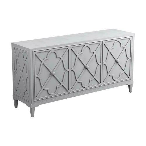 Coaster - Accent Cabinet Antique White