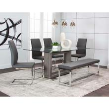 Palo/heka 7pc Dining Set