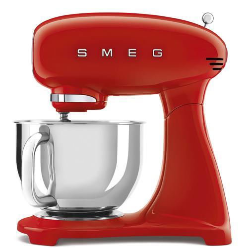 Smeg - Stand mixer Red SMF03RDUS