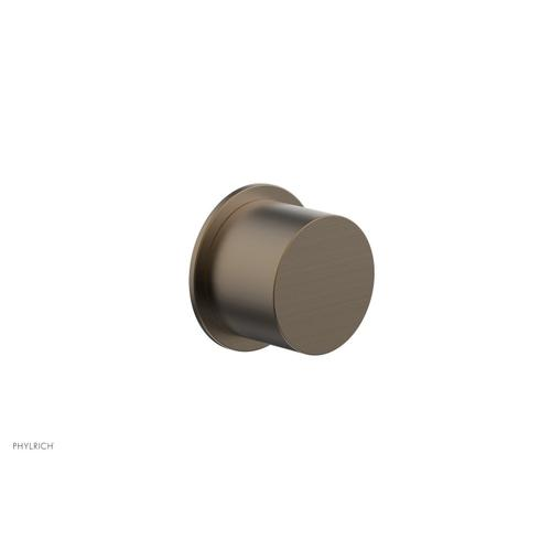 BASIC II Cabinet Knob - Smooth 230-91 - Old English Brass