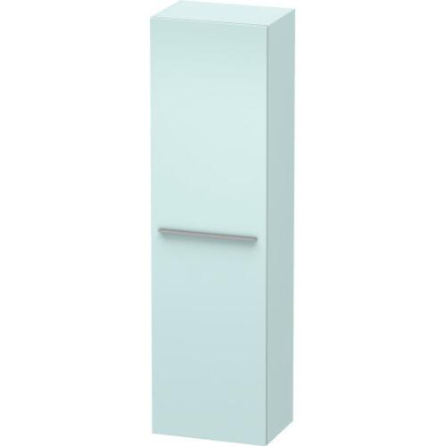 Tall Cabinet, Light Blue Matte (decor)
