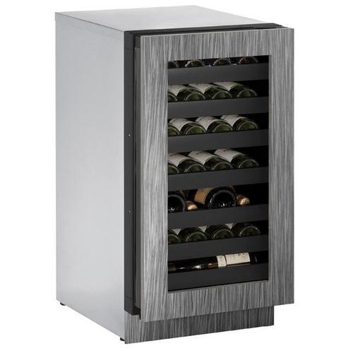 "18"" Wine Refrigerator With Integrated Frame Finish (230 V/50 Hz Volts /50 Hz Hz)"