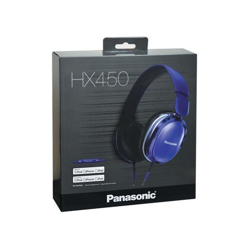Over-the-Ear Headphones RP-HX450C-V - Purple