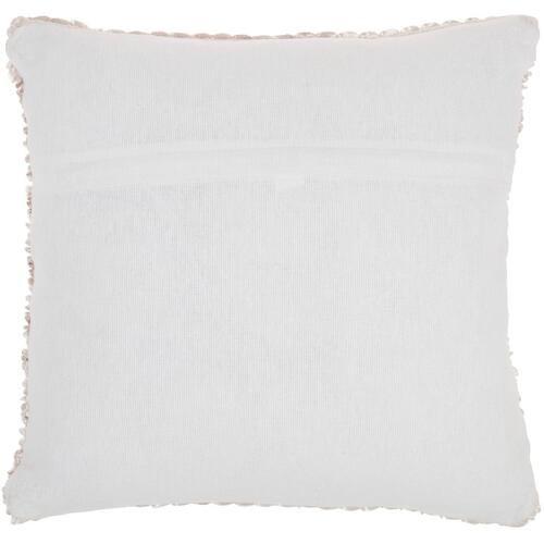 "Life Styles Dc257 Blush 20"" X 20"" Throw Pillow"