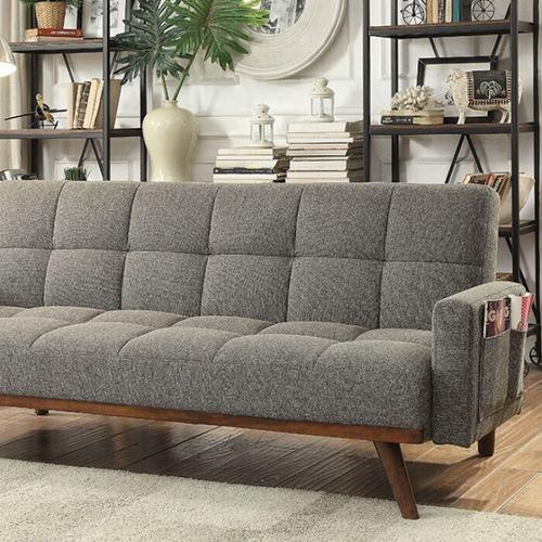Furniture of America - Nettie Futon Sofa