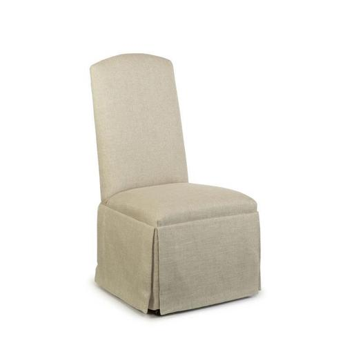 Hollister Strght Back/sweep Top Chair