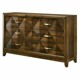 ACME Delilah Dresser - 27645 - Walnut