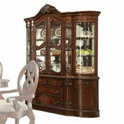 ACME Rovledo Hutch & Buffet - 60804 - Cherry Product Image
