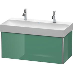 Vanity Unit Wall-mounted, For Durasquare # 235310jade High Gloss (lacquer)