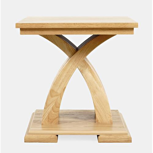 Product Image - Anthology End Table - Warm Ash