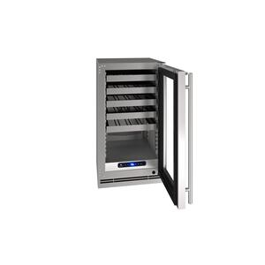 "U-Line18"" Wine Refrigerator With Stainless Frame Finish (115 V/60 Hz Volts /60 Hz Hz)"