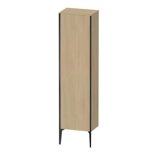 Duravit - Tall Cabinet Floorstanding, Mediterranean Oak (real Wood Veneer)