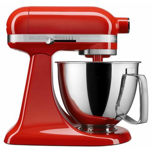 Gallery - Artisan® Mini 3.5 Quart Tilt-Head Stand Mixer - Hot Sauce