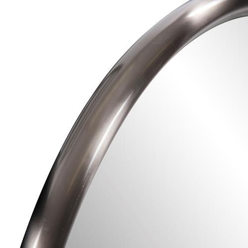 Howard Elliott - Yorkville Titanium Round Mirror