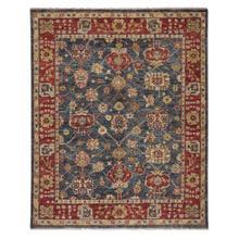 Product Image - Charise-Peshawar Slate Ruby - Rectangle - 3' x 5'