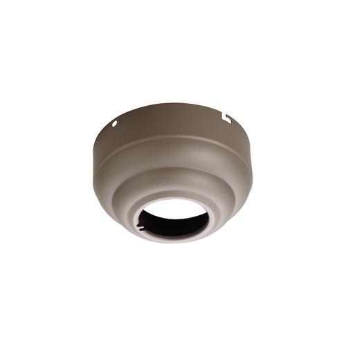 Slope Ceiling Adapter - Titanium