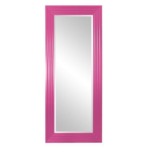 Howard Elliott - Delano Mirror - Glossy Hot Pink