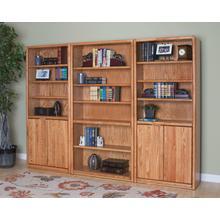 View Product - Lower Door Bookcase