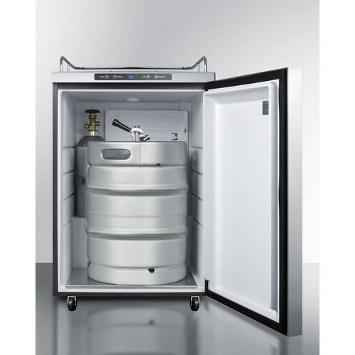 "24"" Wide Outdoor Kegerator"