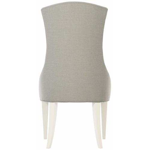Calista Side Chair in Silken Pearl (388)