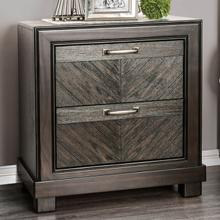 See Details - Argyros Night Stand
