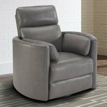 RADIUS - FLORENCE HERON - Powered By FreeMotion Power Cordless Swivel Glider Recliner