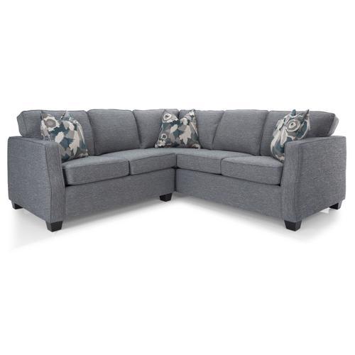 2570-30 RHF Corner Sofa Sectional