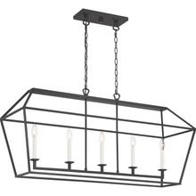 View Product - Aviary Island Chandelier in Palladian Bronze