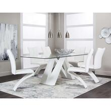Cortina 5pc Dining Set