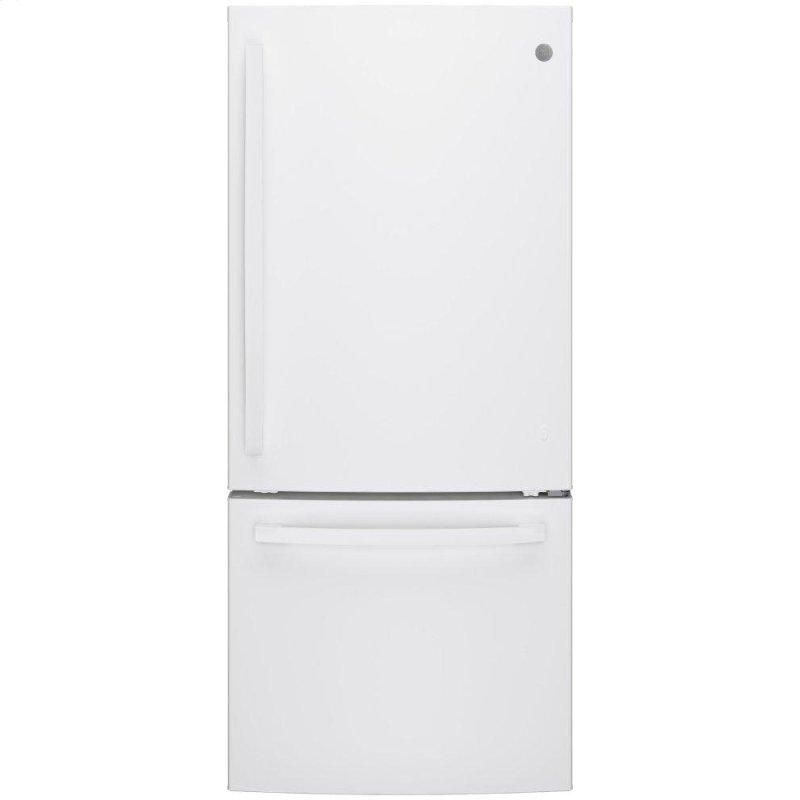 ®ENERGY STAR® 21.0 Cu. Ft. Bottom-Freezer Refrigerator