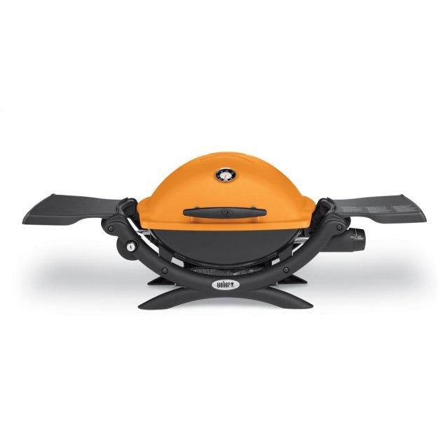 Weber Q™ 1200™ LP GAS GRILL - ORANGE