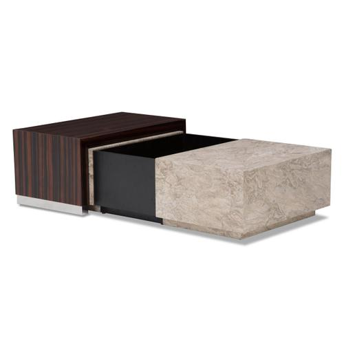 Sergio Cocktail Table