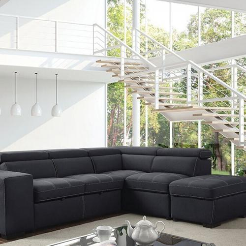 Furniture of America - Athene Sectional